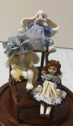 Some great polymer clay creations