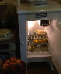 Refrigerator is stocked